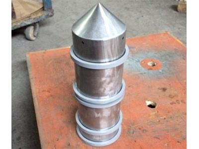 永磁磁芯 尖顶式永磁筒磁芯 饲料机除铁磁芯 粮机专用tcxt永磁筒