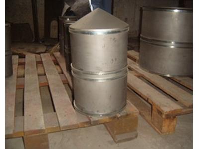粮食机械 永磁除铁器 饲料除铁器 尖顶式永磁筒 粮机永磁筒