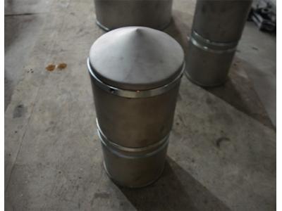 永磁磁芯 尖顶式永磁筒芯 食品机械除铁器 粮机永磁筒磁芯