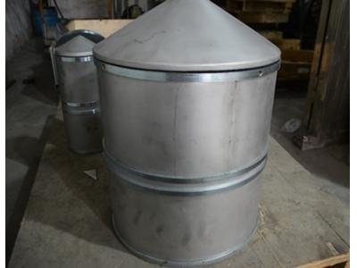 小麦专业永磁筒 永磁除铁器 永磁筒磁芯 粮机永磁筒 饲料机械