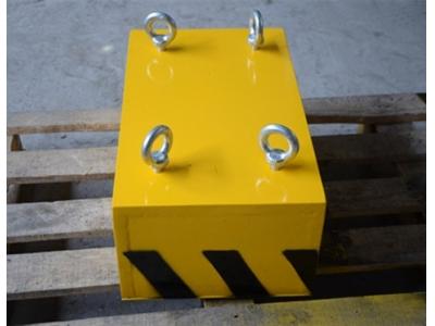 tcxt永磁磁板 悬挂式除铁器 除铁磁板 无锡强磁除铁器 永磁除铁器