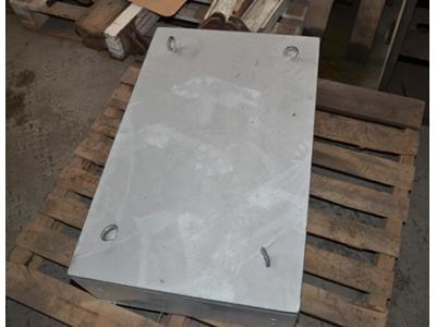 悬挂式永磁除铁器 TCXT除铁磁板 输送带用除铁器 强磁磁板