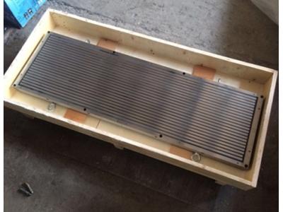 永磁除铁器 强力磁板 无锡除铁磁板 tcxt强磁磁板 不锈钢磁板