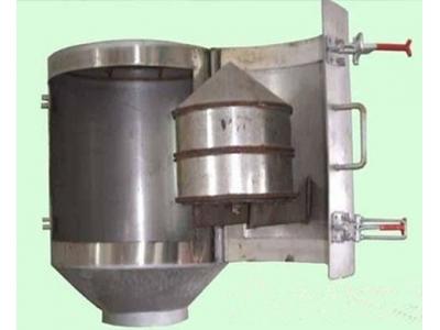 无锡永磁筒芯 尖顶式永磁筒 不锈钢磁筒 永磁筒 永磁除铁器