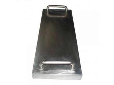 悬挂式除铁器 永磁磁板 强磁除铁器 强磁板 不锈钢除铁器