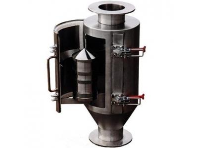 永磁筒磁芯 尖顶式磁性筒 永磁磁芯筒 不锈钢磁筒 永磁除铁器
