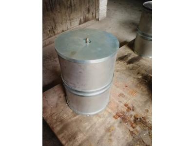 尖顶磁筒 磁性筒 永磁筒 永磁除铁器 永磁筒磁芯