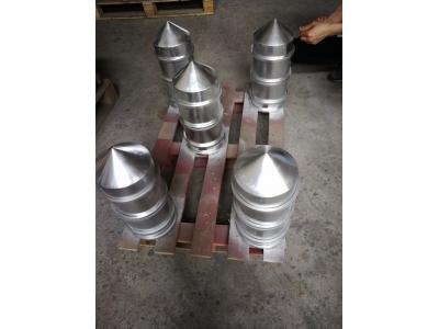 磁筒 永磁筒磁芯 尖顶磁筒 磁性筒 永磁筒 永磁除铁器
