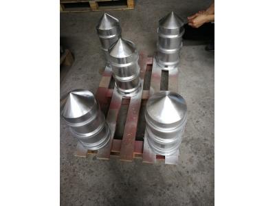 强磁筒磁芯 尖顶磁筒 磁性筒 永磁筒 永磁除铁  强力磁筒