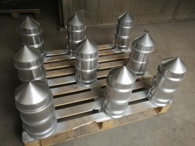 永磁筒磁芯 尖顶磁筒 磁性筒 永磁筒 永磁除铁器